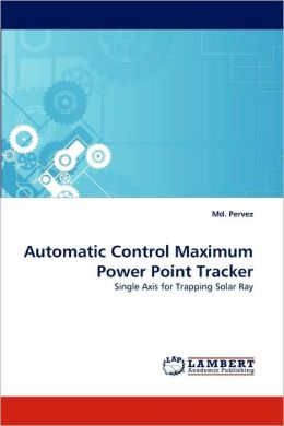 Automatic Control Maximum Power Point Tracker