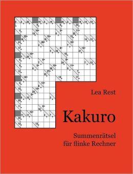 Kakuro - Summenr Tsel F R Flinke Rechner