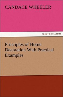 Principles of Home Decoration with Practical Examples