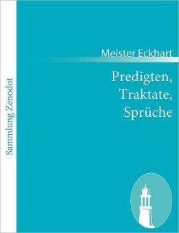 Predigten, Traktate, Spr che