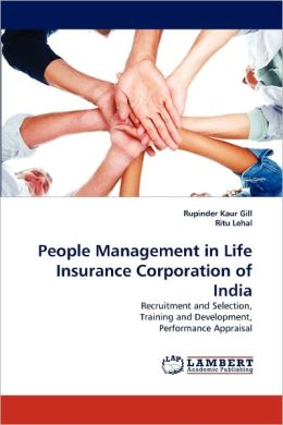People Management In Life Insurance Corporation Of India