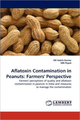 Aflatoxin Contamination In Peanuts