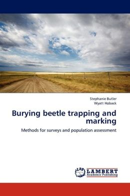Burying Beetle Trapping and Marking
