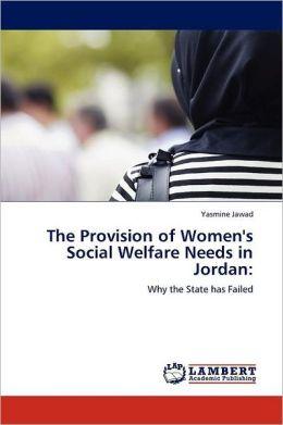 The Provision Of Women's Social Welfare Needs In Jordan