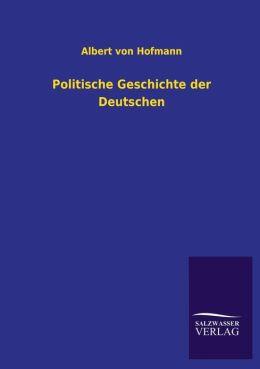 Politische Geschichte der Deutschen