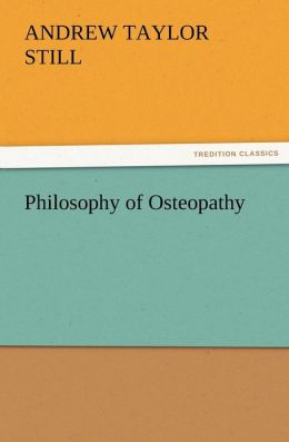 Philosophy of Osteopathy