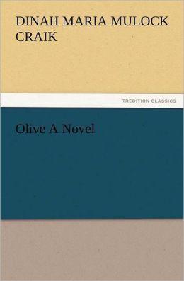 Olive a Novel