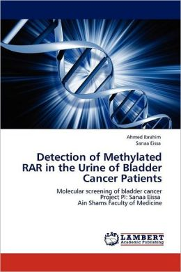 Detection of Methylated RAR in the Urine of Bladder Cancer Patients