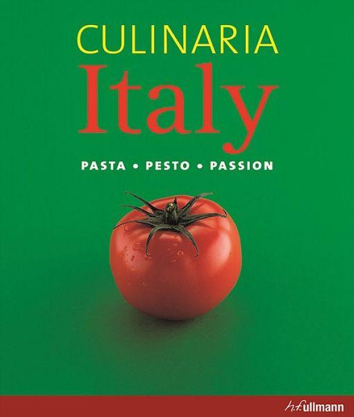Culinaria Italy: Pasta. Pesto. Passion.