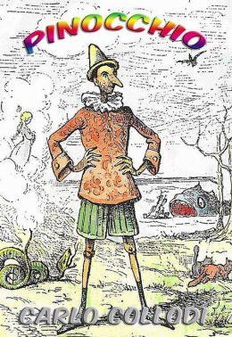 Pinocchio: Komplett Illustrierte Ausgabe