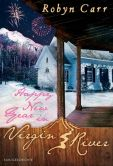 Book Cover Image. Title: Happy New Year in Virgin River, Author: Robyn Carr