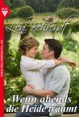 Book Cover Image. Title: Wenn abends die Heide tr�umt:  Leni Behrendt 27 - Liebesroman, Author: Leni Behrendt