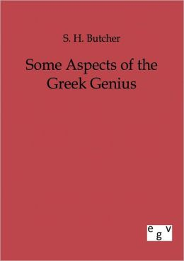 Some aspects of the Greek Genius