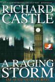 Book Cover Image. Title: Derrick Storm:  A Raging Storm - Im Auge des Sturms, Author: Richard Castle