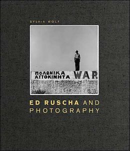 Ed Ruscha and Photography