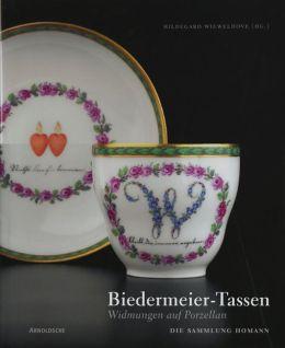 Porcelain Cups 1780-1850 Homann Col. German Only