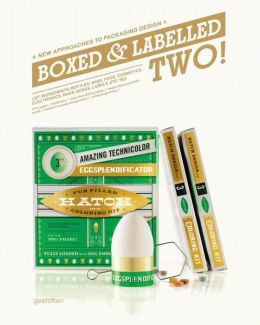Boxed and Labelled Two!: New Approaches to Packaging Design