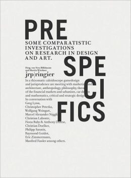 Pre-Specifics: Some Comparatistic Investigations on Research in Design and Art
