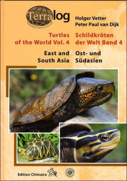 Terralog: Turtles of the World: East and South Asia