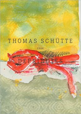 Thomas Schutte: Deprinotes 2006-2008