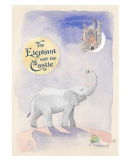 The Elephant and the Castle (Nook) : A short story for dreamers of all ages