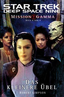 Star Trek - Deep Space Nine 8.08: Mission Gamma 4: Das kleinere Übel