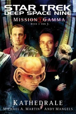 Star Trek - Deep Space Nine 8.07: Mission Gamma 3 - Kathedrale