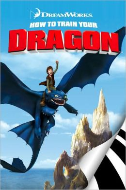 How To Train Your Dragon Movie Storybook