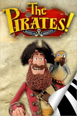 The Pirates! Band of Misfits: Movie Storybook