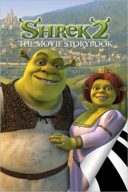 Shrek 2 Movie Storybook