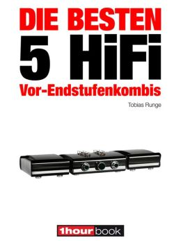Die besten 5 HiFi Vor-Endstufenkombis: 1hourbook