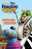 Book Cover Image. Title: The Penguins of Madagascar:  Happy King Julien Day, Author: zuuka
