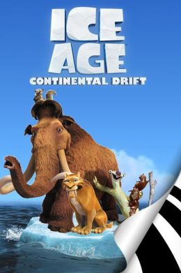 Ice Age: Continental Drift Movie Storybook