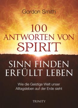 100 ANTWORTEN VON SPIRIT SINN FINDEN ERFÜLLT LEBEN: Wie die Geistige Welt unser Alltagsleben auf der Erde sieht