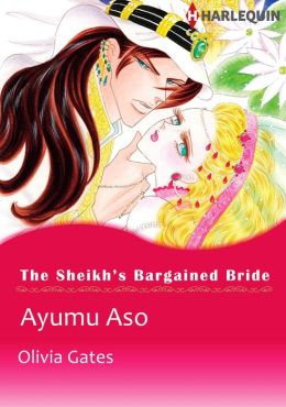 The Sheikh's Bargained Bride: Harlequin comics