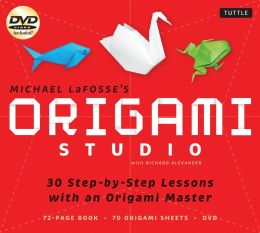 Origami Studio: Learn to Fold from an Origami Master (and Have Fun Doing It)