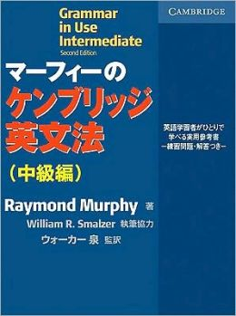 Grammar in Use Intermediate: Self-study Reference and Practice for Students of English