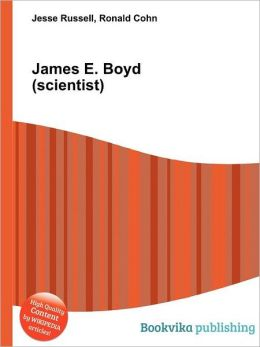 James E. Boyd (Scientist)