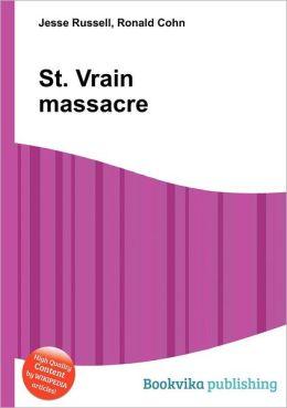 St. Vrain Massacre