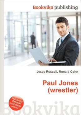 Paul Jones (Wrestler)