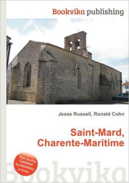 Saint-Mard, Charente-Maritime