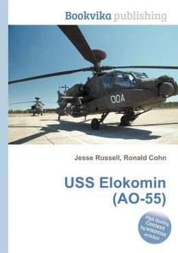 USS Elokomin (Ao-55)
