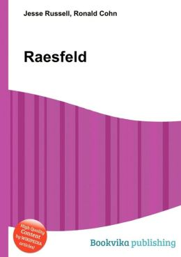 Raesfeld [With Bookmark] [With Bookmark]