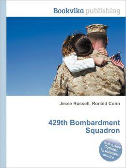 429th Bombardment Squadron