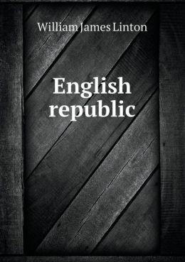 English Republic