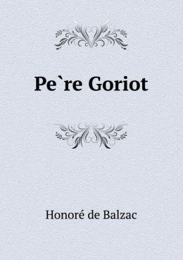 Pe Re Goriot