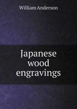 Japanese wood engravings