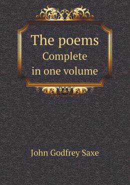 The poems Complete in one volume
