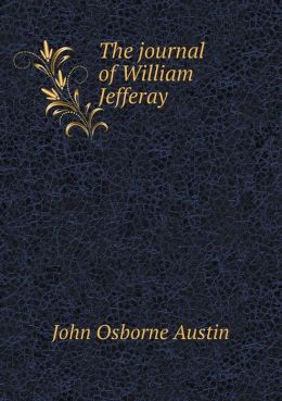 The journal of William Jefferay