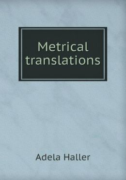 Metrical Translations